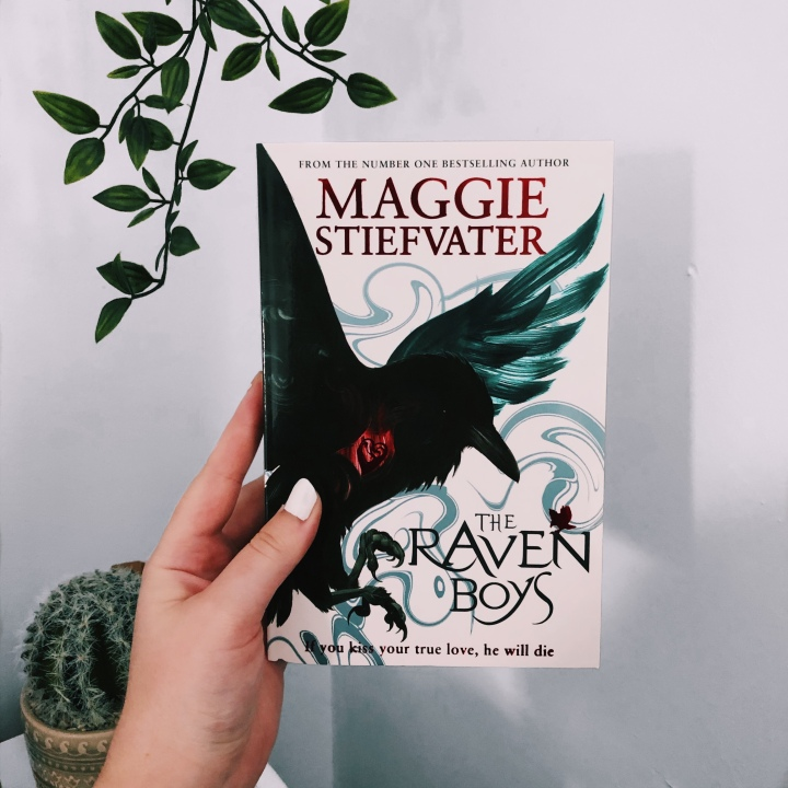 THE RAVEN BOYS REVIEW