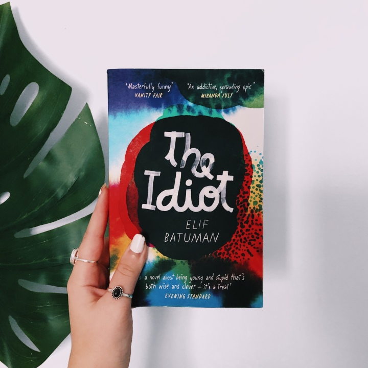 THE IDIOT REVIEW